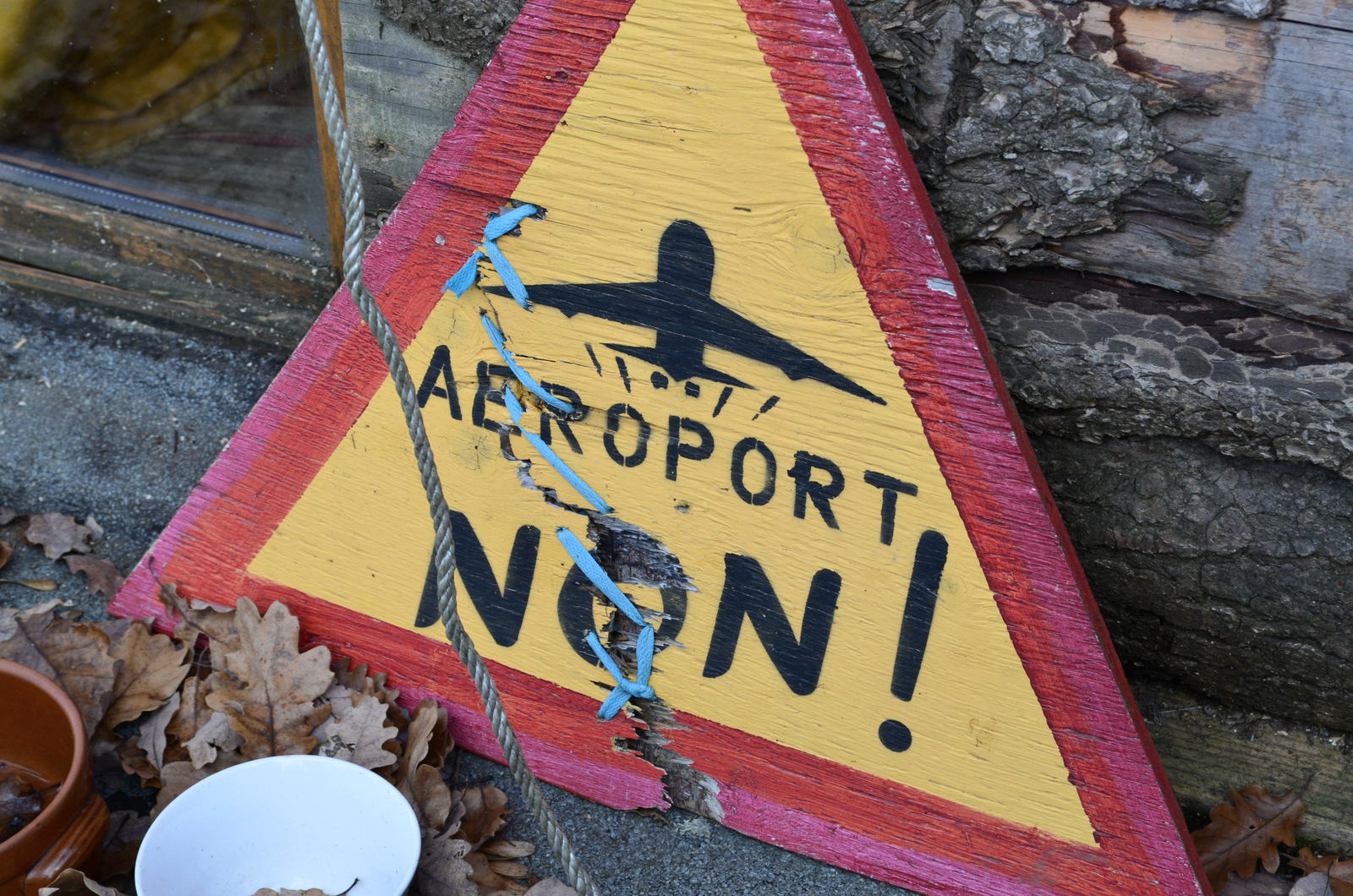 Aeroport non !