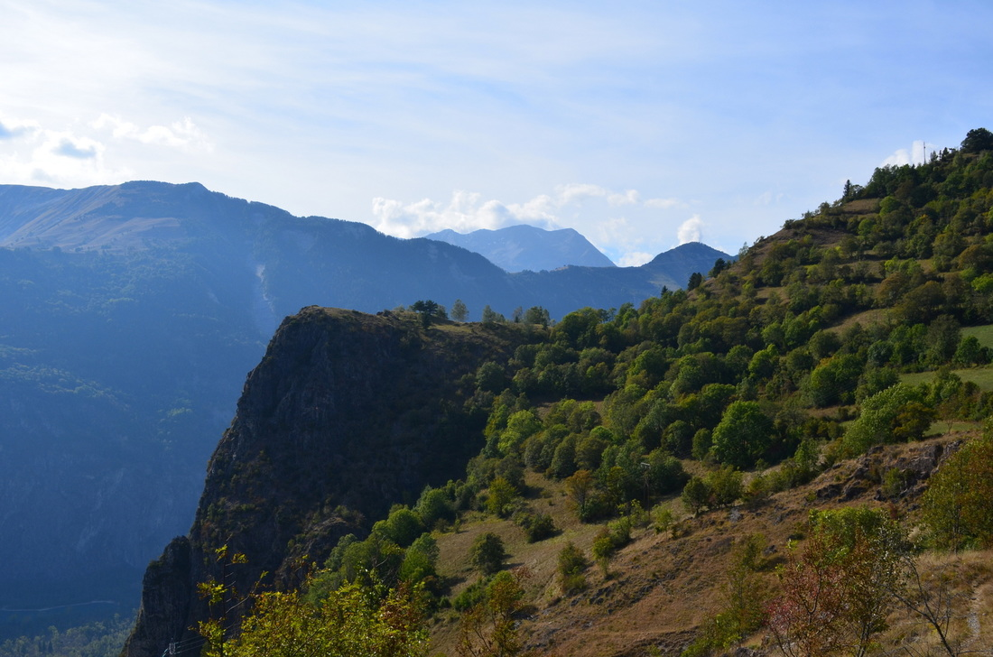 View from Le Coin